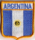 Flag Patch - Argentina 06
